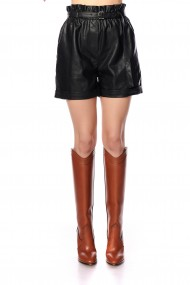 Lenka Black Shorts