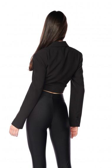 Sacou Gia Jacket Negru