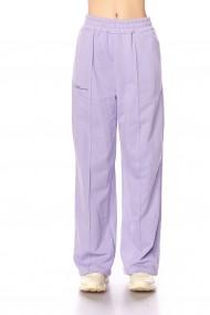 Pantaloni din bumbac Nao Lila