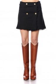 Fusta scurta scurta Florence Skirt Neagra