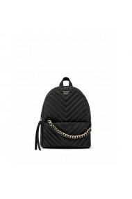 Rucsac Victoria`s Secret Backpack Black Negru