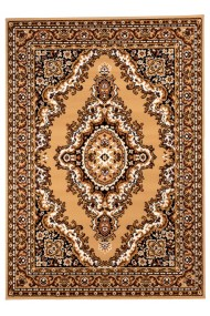 Covor Decorino Oriental & Clasic Eluvio, Maro/Bej/Alb, 190x280 cm