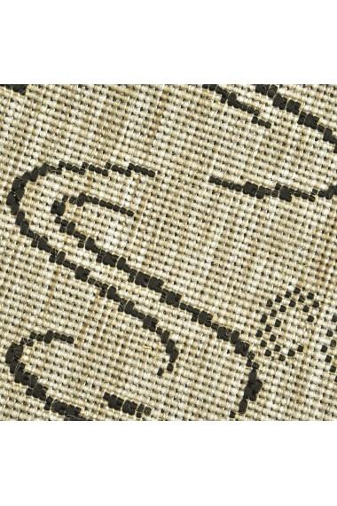 Covor Decorino Modern & Geometric Zara, Gri, 120x170