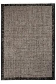 Covor Decorino Modern & Geometric Toledo, Bej/Negru, 80x150 cm