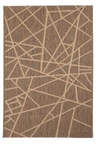 Covor Decorino Modern & Geometric Montoro, Bej/Crem, 80x150 cm