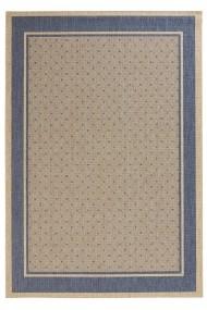 Covor Hanse Home Modern & Geometric Natural Albastru 80x150 cm