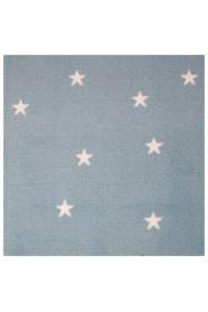 Mocheta copii Stars Albastru 100x400 cm
