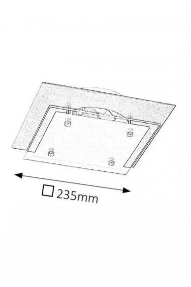 Plafoniera Janine 1 x LED max 12W