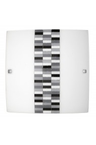 Aplica Interior Domino 1 x E27 max 60W