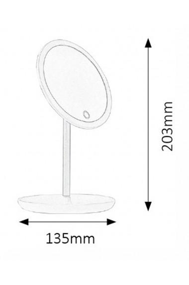 Panou Inteligent Misty 1 x LED max 4W