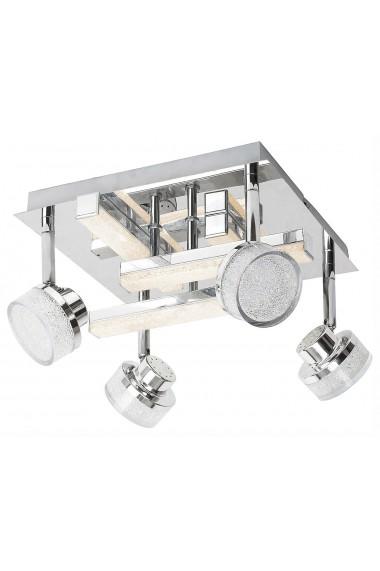 Plafoniera Spot Padma 4 x LED max 5W+12W