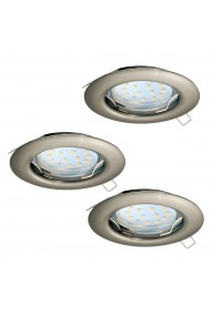 Spot Incastrabil Peneto 3 x GU10-LED 3W