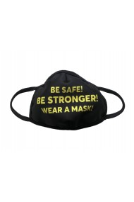 MEN Be safe - Masca de protectie din material textil