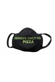 MEN Pizza - Masca de protectie din material textil
