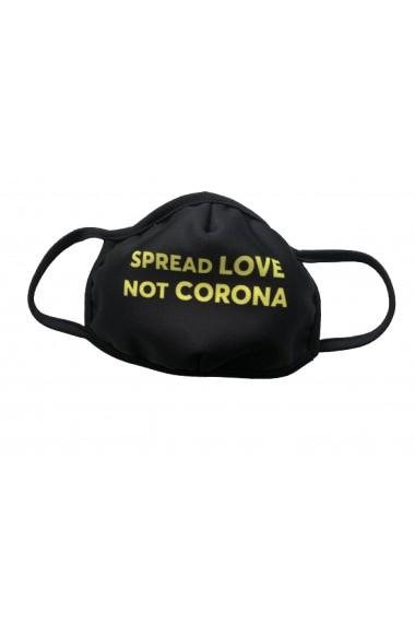 SPREAD LOVE - Masca de protectie din material textil
