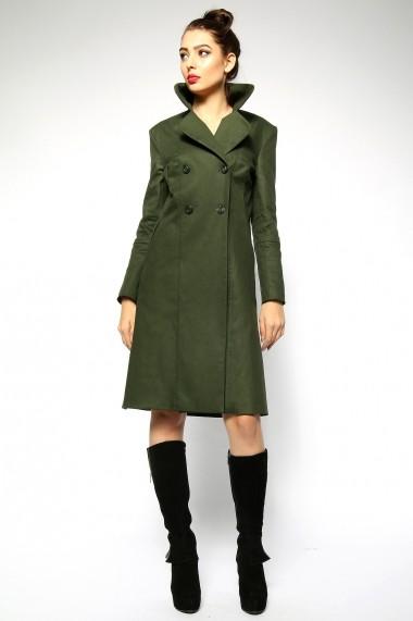 Pardesiu din tercot gros Army Hit - Official kaki, verde