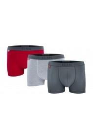 Set 3 Boxeri ELAN Underwear multicolor