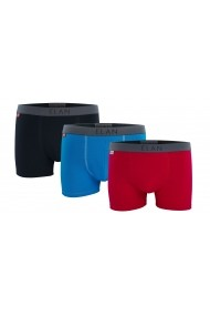 Set 3 Boxeri ELAN Underwear multicolor
