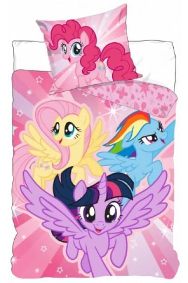 My Little Pony Child Bedlinen 140×200 cm, 70×90 cm BRM001466 - Little Pony