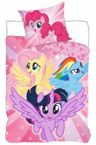 My Little Pony Child Bedlinen 140×200 cm, 70×90 cm BRM001466 - Little Pony