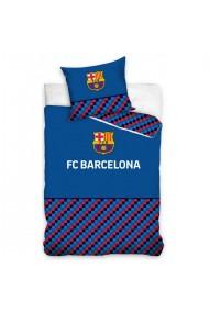 Lenjerie de pat pentru copii FCB, FC Barcelona