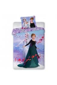 Lenjerie de pat pentru copii Disney Frozen
