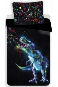 Lenjerie de pat pentru copii Dinosaur 140×200cm, 70×90 cm - Dragoni