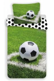 Lenjerie de pat pentru copii Fotbal 140×200cm, 70×90 cm