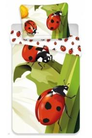 Lenjerie de pat pentru copii Gargarita 140×200cm, 70×90 cm - Friends