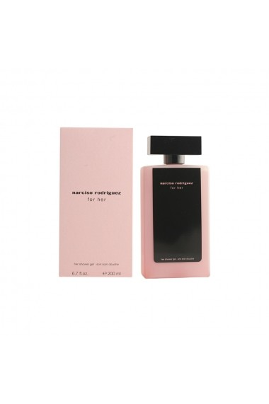Narciso Rodriguez For Her gel de dus 200 ml ENG-17190