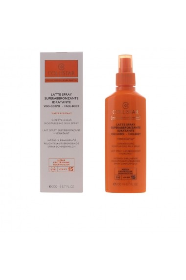 Perfect Tanning lapte hidratant SPF15 200 ml ENG-30518