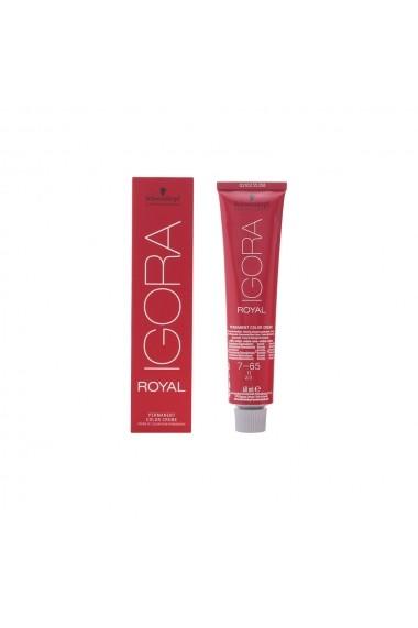 Igora Royal vopsea de par permanenta 7-65 60 ml ENG-53756