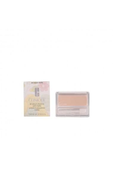 All About Shadow fard de pleoape mat #AA-french va ENG-56899