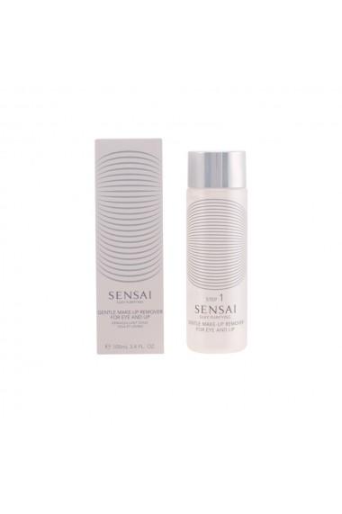 Sensai Silky demachiant pentru ochi si buze 100 ml ENG-59442
