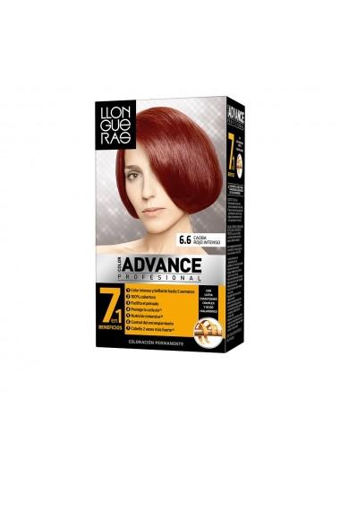 Color Advance vopsea de par #6,6-caoba rojo intens ENG-62204