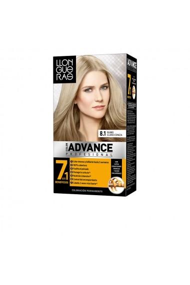 Color Advance vopsea de par #8,1-rubio claro ceniz ENG-62209