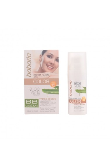 ALOE VERA BB cream FPS15 50 ml ENG-62482
