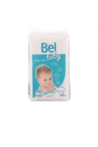 Bel Baby discuri cosmetice pentru bebelusi, 60 buc ENG-62570