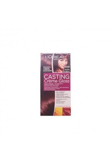 Casting Creme Gloss vopsea de par #550-caoba ENG-62612