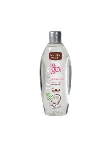 Ulei de corp cu extract de cocos Natual Honey 300 ENG-63031