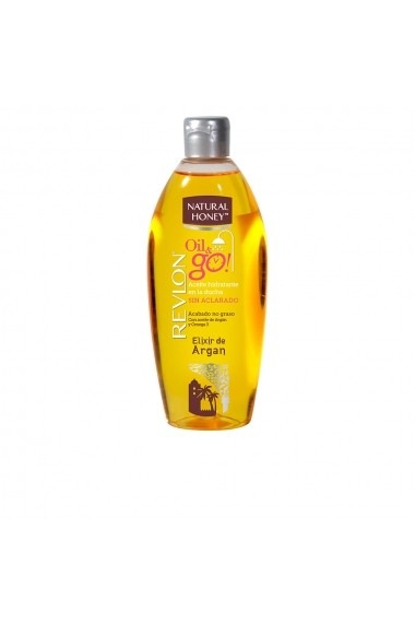 Ulei de corp cu extract de argan Natural Honey 300 ENG-63032