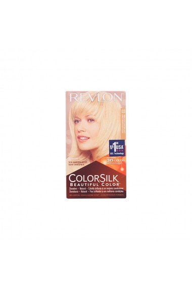 Colorsilk vopsea de par #3-rubio ultra claro ENG-74192