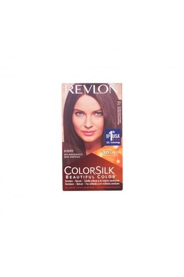 Colorsilk vopsea de par #27-castaño calido profun ENG-74195