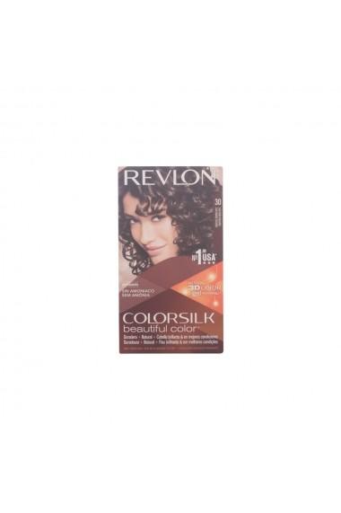 Colorsilk vopsea de par #30-castaño oscuro ENG-74196
