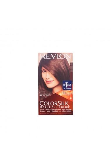 Colorsilk vopsea de par #41-castaño medio ENG-74199
