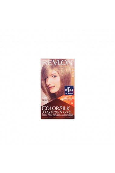 Colorsilk vopsea de par #61-rubio oscuro ENG-74209