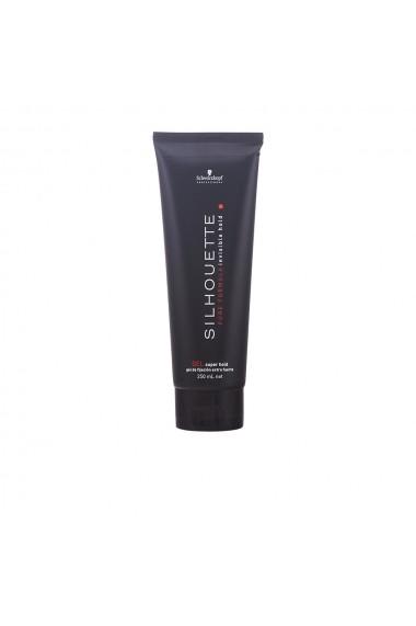 Silhouette Extra Strong gel pentru coafat 250 ml ENG-75636