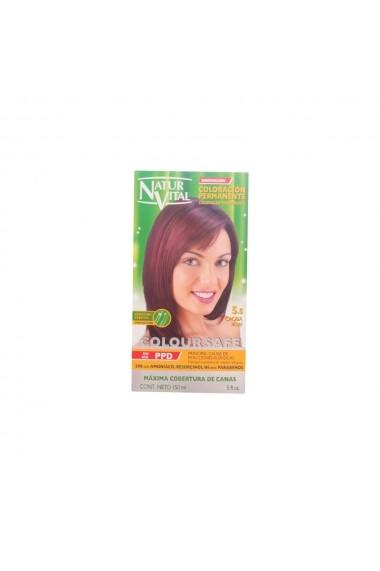 Coloursafe vopsea de par permanenta #5.5-mahon 150 ENG-79574