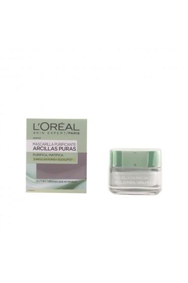 Masca purificatoare matifianta cu argila verde 50 ENG-81412