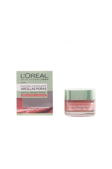 Masca exfolianta cu argila rosie 50 ml ENG-81421